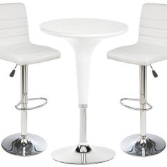 Table High Chair Reviews Retro American Diner And Chairs White Gas Lift Set 2 Height Adjustable