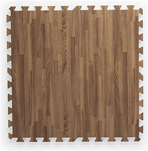 Cherry Amp Dark Oak Wood Grain Floor Mats Mix Amp Match Flooring Ti