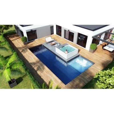 kit piscine la piscine en kit en beton