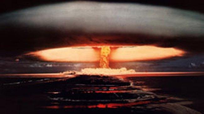 Pengertian Bom Hidrogen
