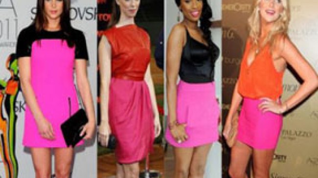 Tabrak Warna Style (All about  Fashion Trends)