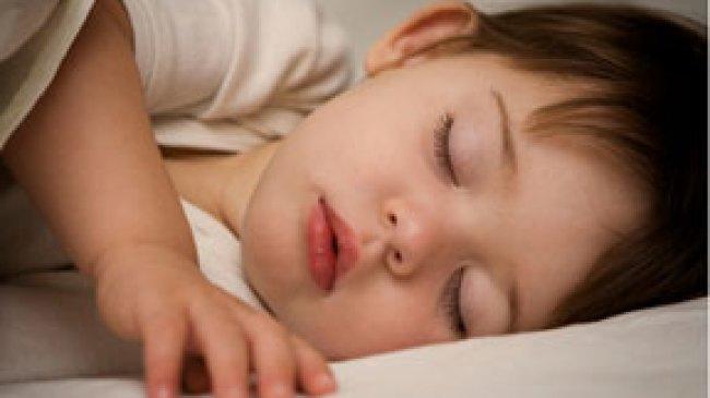 Perkembangan Otak Anak dapat Dipengaruhi Oleh Pola Tidur