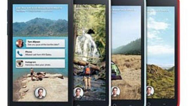 HTC First Ponsel Facebook, Resmi Dirilis