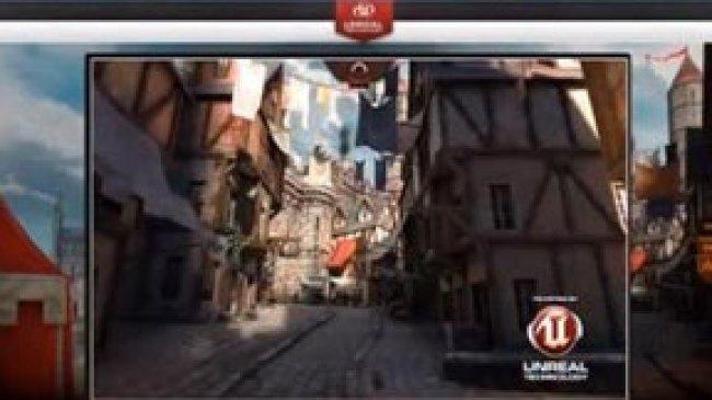 Mozilla Persenjatai Firefox dengan Engine Game Unreal 3