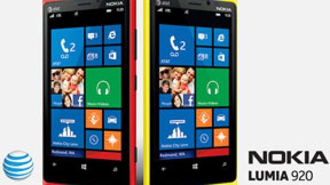 Nokia Garap Penerus Lumia 920