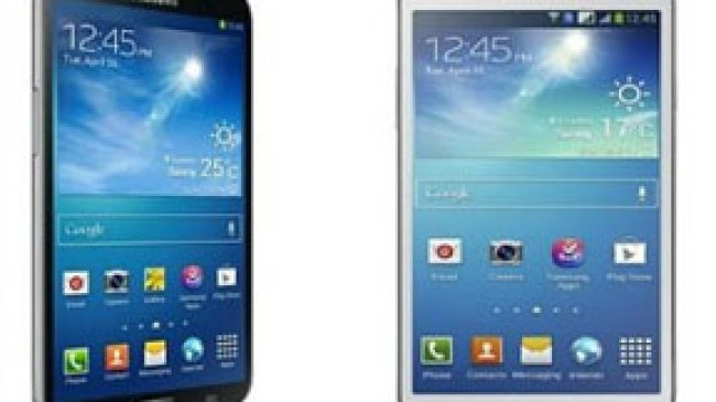 Samsung Resmikan Galaxy Mega