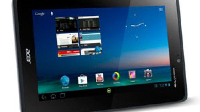 Acer, Siap Rilis Tablet Android Murah