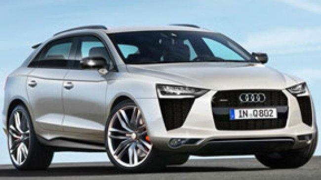 Audi Siapkan Penerus Q7