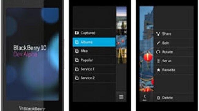 Blackberry 10, BB 10 Pertama dengan Keyboard Digital