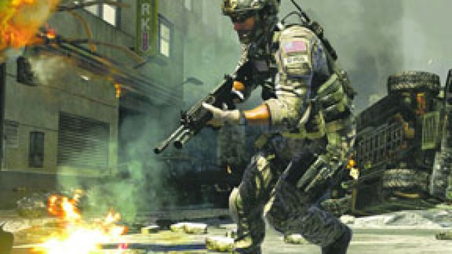 Tingkatkan Penglihatan dengan Bermain Video Game Brutal
