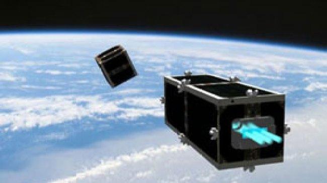 Ilmuwan Swiss Siapkan Satelit Penyapu Sampah Antariksa