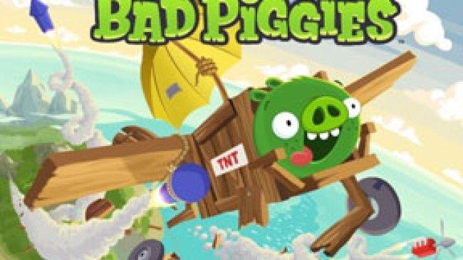 Bad Piggies Duduki Peringkat Teratas di iTunes App Store