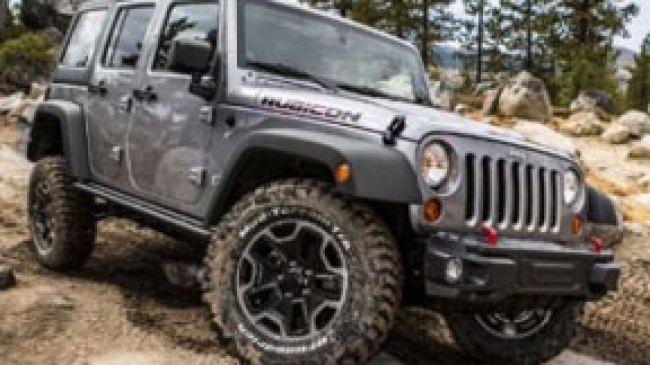 Jeep Ingin Produksi SUV Mewah