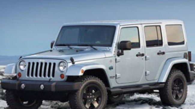Mengenal Jeep Wrangler Sahara dari Chrysler