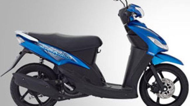 Spesifikasi dan Harga Motor Yamaha Mio Sporty