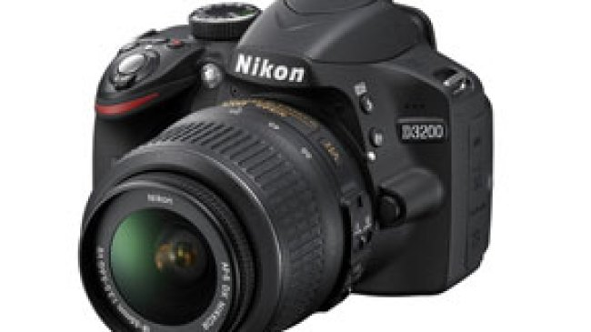 Nikon D3200 Kamera DSLR-EL 24.2 Mega Pixels