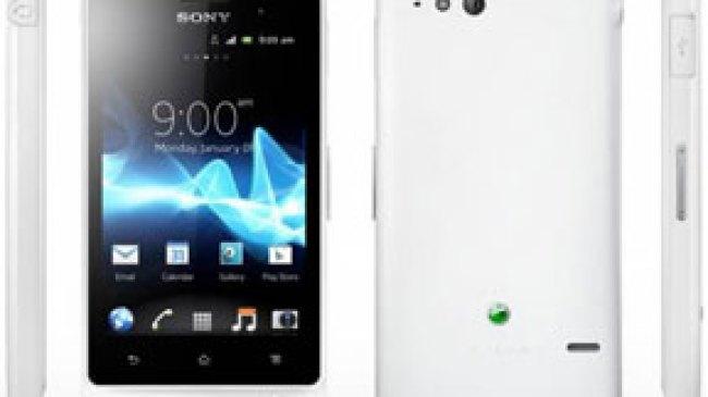 Sony Xperia Go, Smartphone Tahan Air