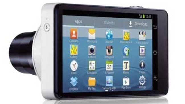Ini Dia Penampakan Samsung Galaxy S4 Zoom