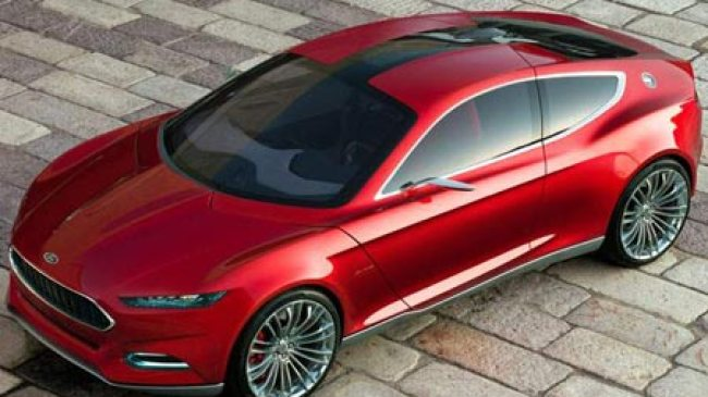 Ford Evos, Hasil Evolusi Sport Car