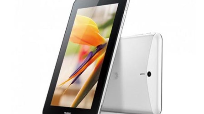 Huawei Rilis Tablet MediaPad 7 Youth