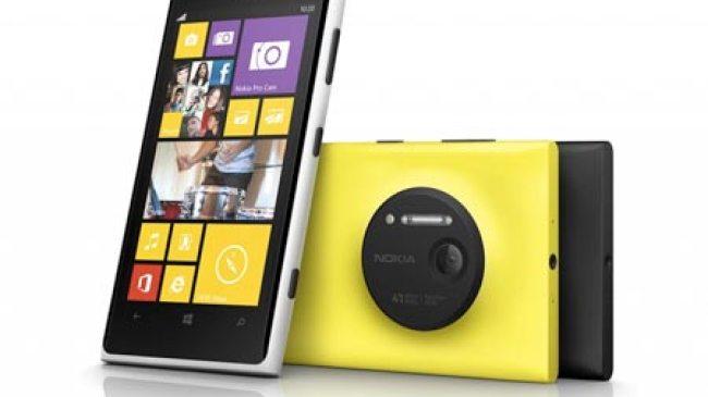Nokia Resmi Luncurkan Lumia 1020