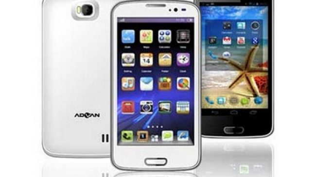 Advan Vandroid S5-F, Smartphone Android Murah