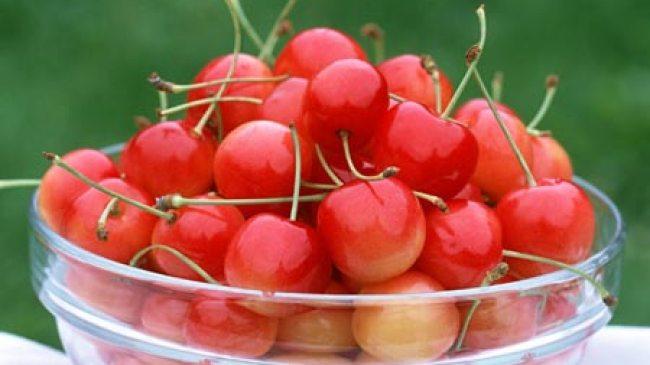 Buah Cherry, Lancarkan Aliran Darah dalam Tubuh