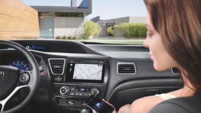 Mobil Ini Dibekali Dengan Teknologi Siri dan iOS