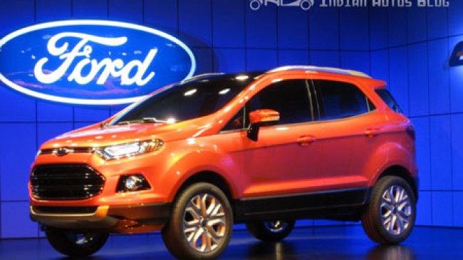 All-New Ford EcoSport, SUV dengan Teknologi Ford SYNC