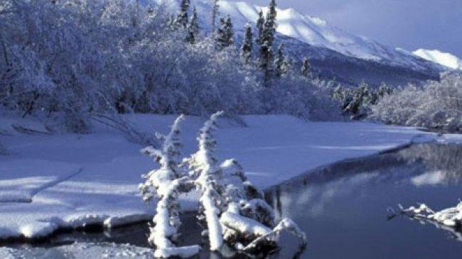 Bumi Dalam Bahaya, Bekuan Es di Alaska terus mencair