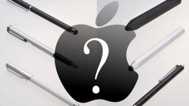 Inikah Penampakan iPen, Pulpen Pintar Apple