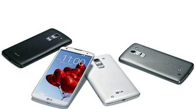 LG Resmi Perkenalkan Smartphone LG G Pro 2