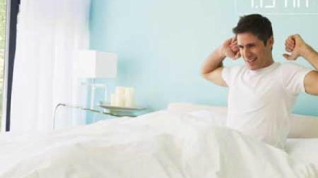 Tambah Energi dengan Regangkan tubuh ketika bangun tidur