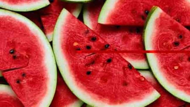 Ternyata, biji buah semangka itu menyehatkan