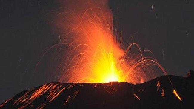 Gunung Slamet Siaga, Jadi Tujuan Wisata Vulkano