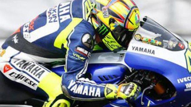 Gagal Naik Podium, Rossi Kecewa di MotoGP Ceko