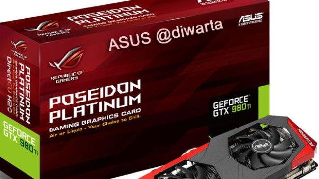 Spesifikasi Lengkap dan Harga ASUS POSEIDON-GTX 980 TI