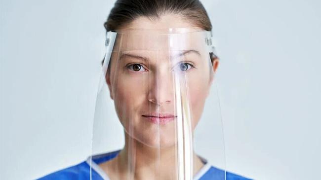 Ternyata Gampang! Begini Cara Membuat Face Shield Anti Corona Sendiri di Rumah