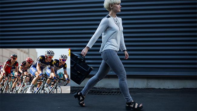 Bersepeda versus Jalan Kaki, Lebih Sehat yang Mana Sih?