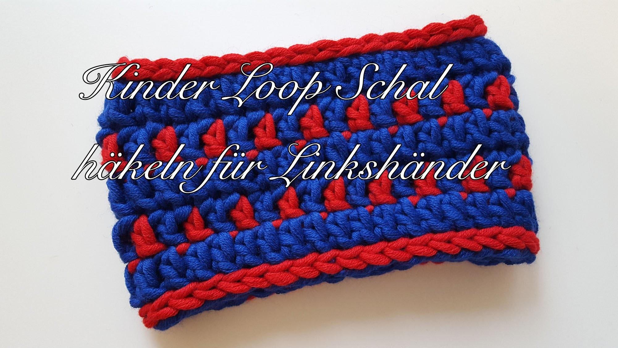 Loop Für Kinder Nähen Anleitung Mütze Und Loop Gehäkelt Für