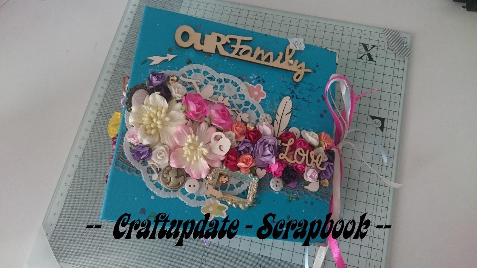 Craftupdate Scrapbook