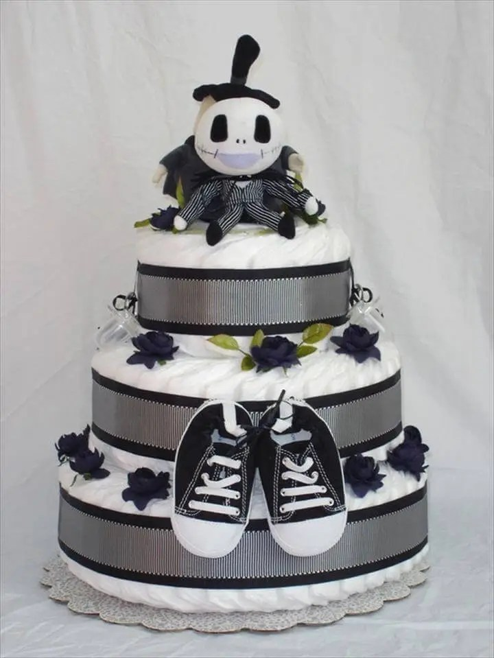 82 Diaper Cake Ideas That Are Easy To Make Page 3 Of 5