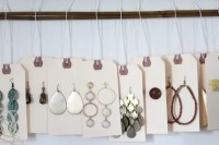 100 DIY Jewelry Organizers & Storage Ideas - Full ...