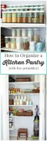 60 Best Pantry Organization Ideas   DIY ⋆ DIY Crafts