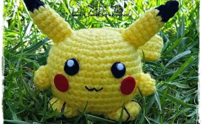 Pikachu Amigurumi Crochet Tutorial Part 2 - YouTube | 400x650