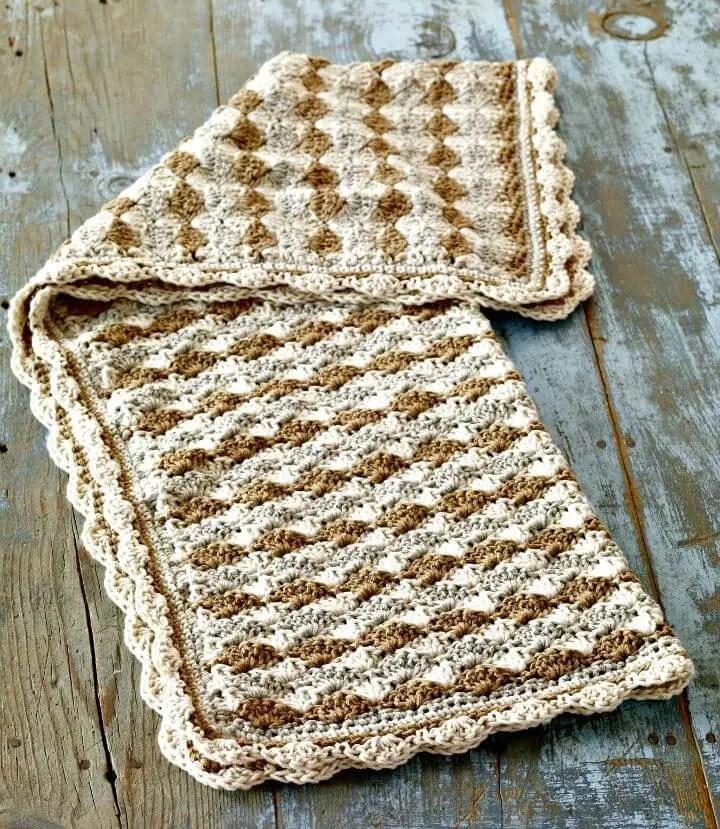 20 Free Crochet Shell Stitch Patterns