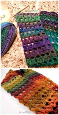Crochet Infinity Scarf - 74 Free Crochet Scarf Patterns ...