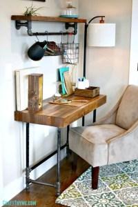 DIY Desk Plans - Top 44 DIY Desk Ideas You can Make Easily ...