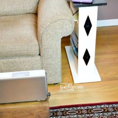 Diy Living Room Side Tables Interior Decoration For In Nigeria 10 Best Sofa Arm Table Ideas Crafts Easy Small Tutorial