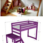 Diy Kids Bunk Bed Novocom Top